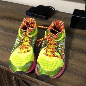 ASICS athletic shoes